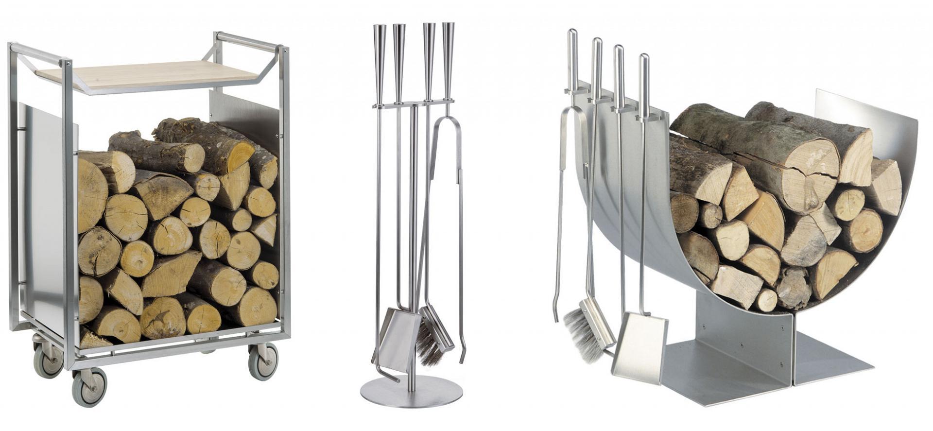 Produzione accessori per caminetto